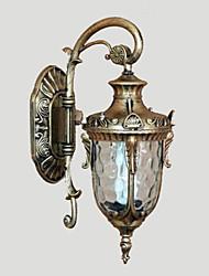 economico -AC 110-130 AC 220-240 Max 60w E26/E27 Tradizionale/classico Pittura caratteristica for LED,Luce verso il basso Lampade a candela da parete