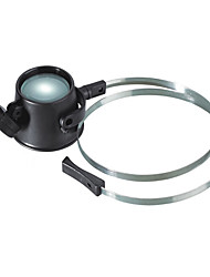 10X Hands Free LED Eye Maintenance Magnifier