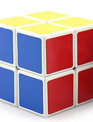 Rubik's Cube Shengshou Smooth Speed Cube 2*2*2 Speed Professional Level Magic Cube ABS Christmas Children's Day New Year Gift