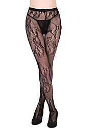 Collant Fin Nylon Spandex Femme