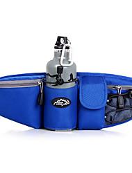 cheap -Waist Bag/Waistpack Backpack Bottle Carrier Belt Belt Pouch/Belt Bag for Cycling/Bike Running Traveling Sports Bag MultifunctionalRunning