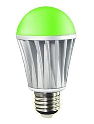 27 7W 5x5050-1.5SMD R 45-75LM G 100-150 LM B :20-50LM W 400-550LM Cool RGBW LED žarulja Spot (AC 220V)