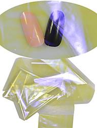 Nail Sticker Nail Art Bouts  pour ongles entiers / Bijoux pour ongles / Paillettes & Poudre / Autre décorations
