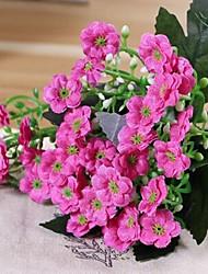 Недорогие -Искусственные Цветы 1 Филиал Пастораль Стиль Фиолетовый Букеты на стол