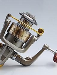 Mulinelli per spinning 5.2/1 12 Cuscinetti a sfera Intercambiabile Spinning Pesca con esca-FB1000-3000