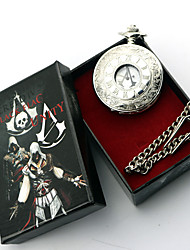 Jewelry Inspired by Assassin Conner Anime/ Video Games Cosplay Accessories Necklace Alloy Male Female