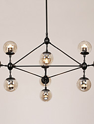 cheap -Creative Personality Clothing Store Beanstalk Chandeliers, Light Bar, Restaurant Cafe Lamp, Chandelier