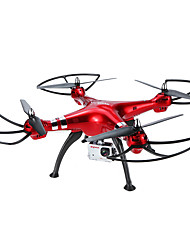 cheap -Syma X8HG With 4K HD Camera High Hold Mode 6-Axis Gyro Headless Mode RC Quadcopter RTF 2.4GHz