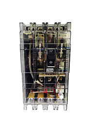 Mccb Transparent Circuit Breaker Leakage Circuit Breaker