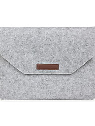 cheap -Fashion Solid Colors Felt Bag for MacBook Air 11.6'' 12inch
