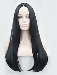 cheap -Synthetic Wig Straight Capless Women's Carnival Wig Halloween Wig Natural Wigs Capless Wig Long