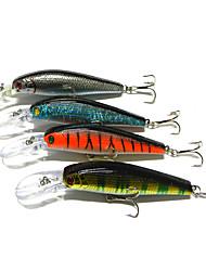 """4 個 ルアー ハードベイト ミノウ ペンシル グラム/オンス,125 mm/5"""" インチ,硬質プラスチック 海釣り ベイトキャスティング ルアー釣り 流し釣り/船釣り"""