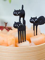 Plastica Forchetta da insalata Forchette Altro