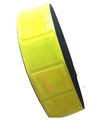 Недорогие -Светоотражающая полоска Светоотражающий пояс дляБелый Зеленый Розовый