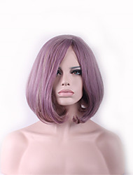 cheap -Harajuku Ombre Short Perucas Pelucas Wig Sex Products Synthetic Hair Wigs Perruque Hair Styles Short