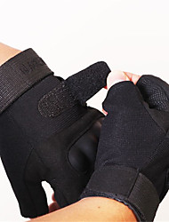 Men Tactical Gloves Antiskid Outdoor Motorcycle Half Gloves