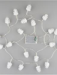 1pc 20led string lys til ferie part bryllup førte christmas belysning