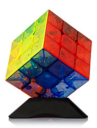 cheap -Rubik's Cube 3*3*3 Smooth Speed Cube Magic Cube Puzzle Cube Professional Level Speed ABS Square New Year Children's Day Gift