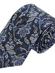 cheap -Men Polyester Silk Formal Business Casual Necktie Tie