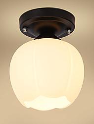 abordables -Esfera Moderno/Contemporáneo Mini Estilo Montage de Flujo Luz Ambiente Para Dormitorio Cocina Comedor Vestíbulo Hall 110-120V 220-240V
