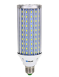 cheap -BRELONG® 30W 3000 lm E26/E27 B22 LED Corn Lights T 160 leds SMD 5730 Decorative Warm White Cold White AC 85-265V