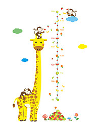 economico -Animali Moda Natale Adesivi murali Adesivi aereo da parete Adesivi decorativi da parete Adesivi misura altezza Decorazioni per la casa