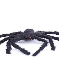 Aranhas Artigos de Halloween Unisexo Dia Das Bruxas Festival/Celebração Trajes da Noite das Bruxas Cor Única