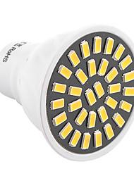 abordables -Proyector led ywxlight® gu10 32 smd 5733 500-700 lm blanco cálido blanco frío decorativo ac 220-240 ac 110-130 v
