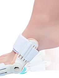 Недорогие -Ступни Поддерживает Toe Сепараторы и мозолей Pad Шиатсу Облегчить боль в ногах Портативные Пластик Метал