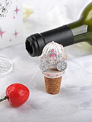 Недорогие -Не персонализированные Материал Резина Пробки для бутылок Открывалки для бутылок Кулоны Прочее Бутылочка Пляж Сад Лас-Вегас Азия Цветы