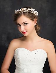 imitace perlové rhinestone slitiny čelenky headpiece elegantní styl