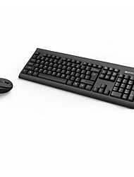 cheap -Wireless Keyboard Mouse Wireless Keyboard Mouse Suit Ultra-Thin Keyboard Mouse