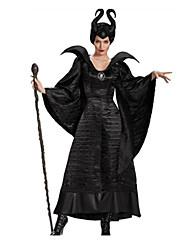 Недорогие -Больше костюмов Косплэй Kостюмы Хэллоуин Фестиваль / праздник Терилен Карнавальные костюмы Однотонный