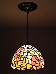 Tiffany Rustic/Lodge Tradicionalni / klasični Privjesak Svjetla Za Stambeni prostor Study Room/Office Dječja soba Ulazak Bulb not included