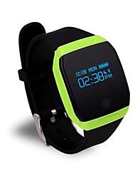 baratos -NO Touch type Pulseira Inteligente / Monitor de AtividadeImpermeável / Suspensão Longa / Calorias Queimadas / Pedômetros / Controle de