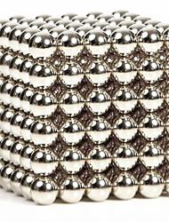 216pcs 3mm argent diy balle magnétique sphère sphère magique cube aimant puzzle construction bloc éducation jouet