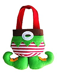 nova bolsas elf doces titular presente de Santa árvore de Natal decoração do partido de decoração para casa new year presentes presente