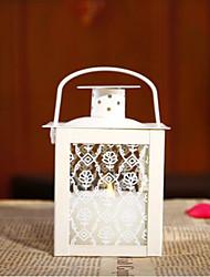 Natale candeliere in vetro domestico creativo atto il ruolo che ofing è avuto un sapore manufatti per l'arredamento non contiene candela