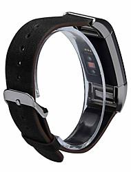 Недорогие -Ремешок для часов для Fitbit Charge 2 Fitbit Спортивный ремешок / Миланский ремешок Кожа Повязка на запястье