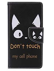 preiswerte -Hülle Für Sony Xperia M2 Sony Sony Xperia M5 Sony Xperia X Leistung Sony Xperia XA Kreditkartenfächer Geldbeutel mit Halterung