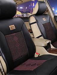 Недорогие -автомобиль подушки китайский узел подушки вентиляции шелк льда кожа решетки алмаза лето автокресло