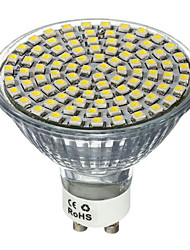 4W GU10 GX5.3 LED Spotlight MR16 80 SMD 2835 400-450lm Warm White Cold White 2700K/6500K Decorative AC 220-240V