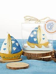 Love Boat Candle Bridesmaids / Bachelorette / Fairytale / Recipient Gifts / DIY Tea Party Favor 7.8 x 3 x 7 cm/box