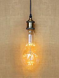 E26/E27 LED Globe Bulbs AR111 49 Dip LED 140 lm Warm White 2300 K Decorative AC 220-240 V