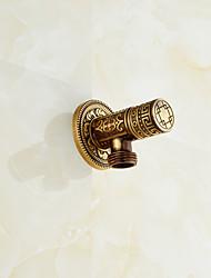 Недорогие -античный латунь fh0092 угловой клапан