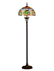 cheap -Tiffany Eye Protection LED Floor Lamp For Resin 110-120V 220-240V