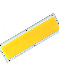 cheap -ZDM DIY 7W 700LM Cold White/Warm White LED square integrated light source board (DC12-14V 0.6A)