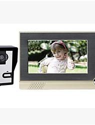 cheap -GOODWILL  GW607SC-F1A 7 Inch HD Video Intercom Doorbell