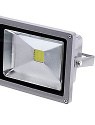 cheap -20W LED Floodlight 1800 lm Cool White Easy Install / Waterproof AC 85-265 V 1 pcs