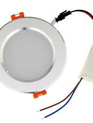 LED Ceiling Lights Recessed Retrofit 7 SMD 5730 600 lm Warm White Natural White 3000 K Decorative AC 100-240 V